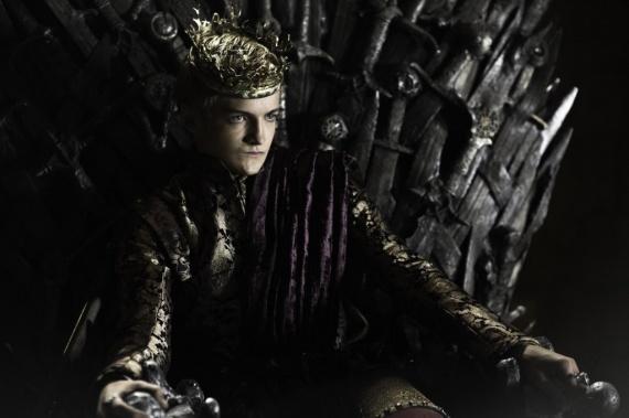 juego de tronos Joffrey Baratheon