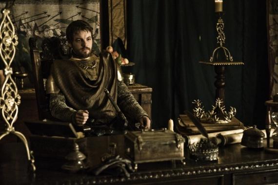 juego de tronos Renly Baratheon