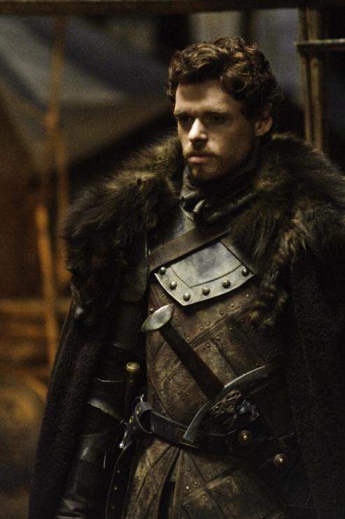 juego de tronos Robb Stark