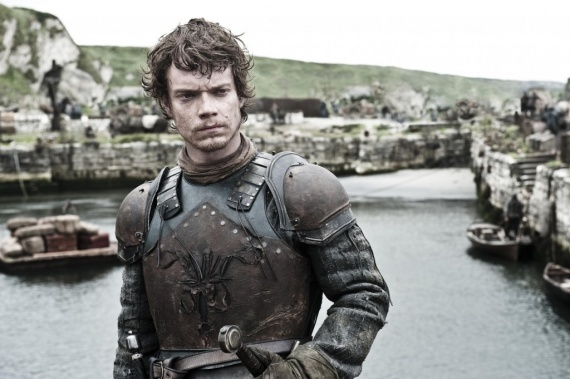 juego de tronos Theon Greyjoy