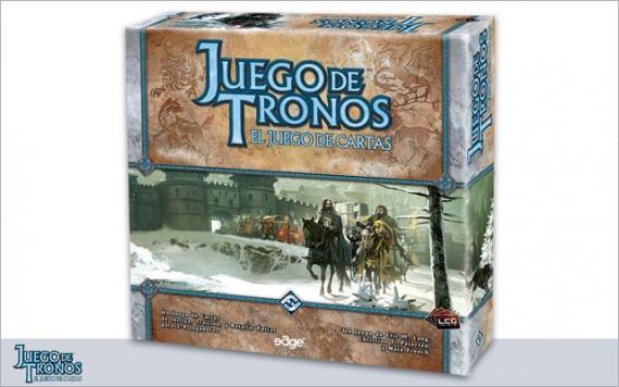 juego de tronos lcg cartas