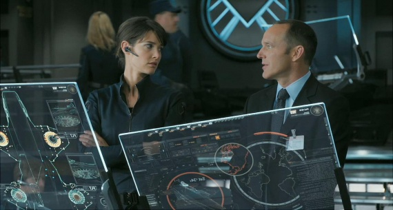 maria hill cobie smulders avengers