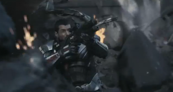 mass effect live action trailer