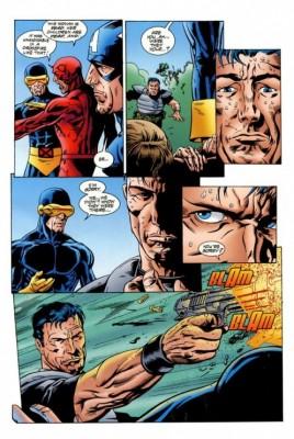Punisher mata a Ciclope