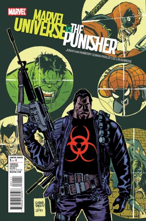 Punisher Vs Universo Marvel