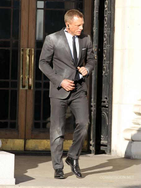 skyfall londres james bond daniel craig portal