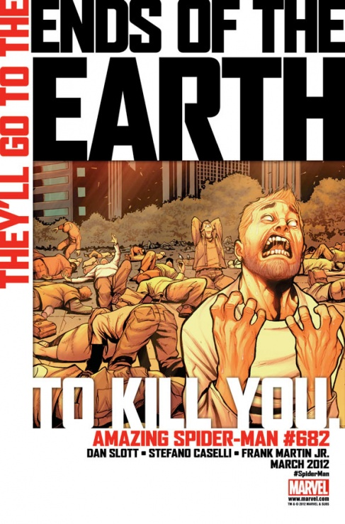 spider man end of the earth kill you
