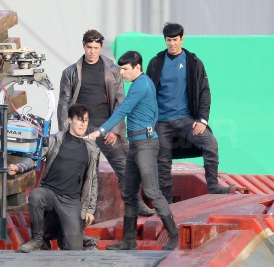 fotos de star trek 2