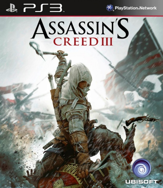 portada de assasins creed 3
