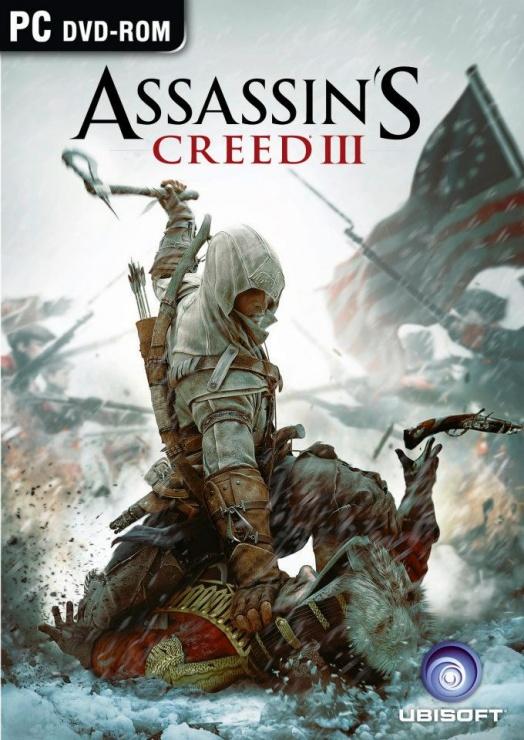 portada de assasins creed 3 para PC