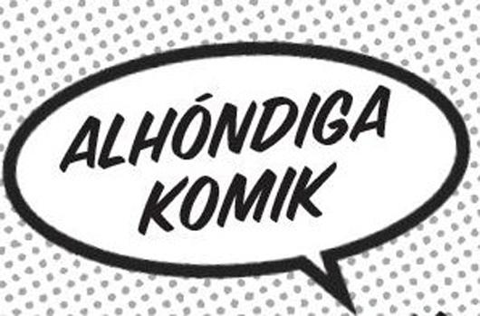 Alhóndiga Komik 2012