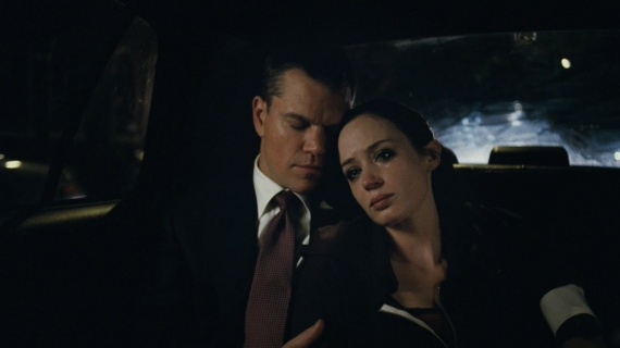 Destino oculto The Adjustment Bureau Emily Matt