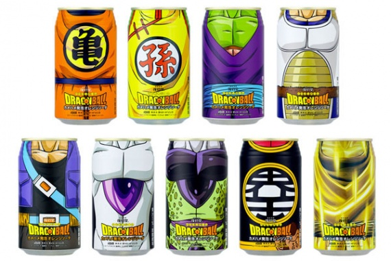 Fanta Dragon Ball