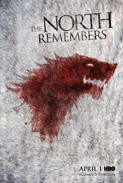 Nuevo poster de la segunda temporada de juego de tronos