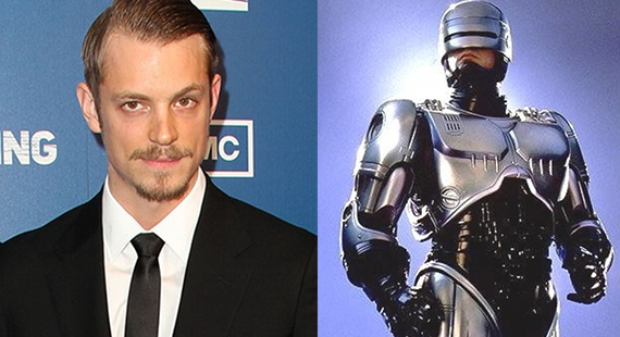 Joel Kilnnaman será el nuevo Robocop