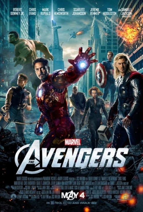 Los-vengadores-Marvel
