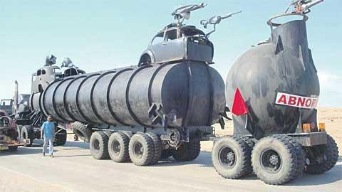 Mad Max Fury Road Cars 2