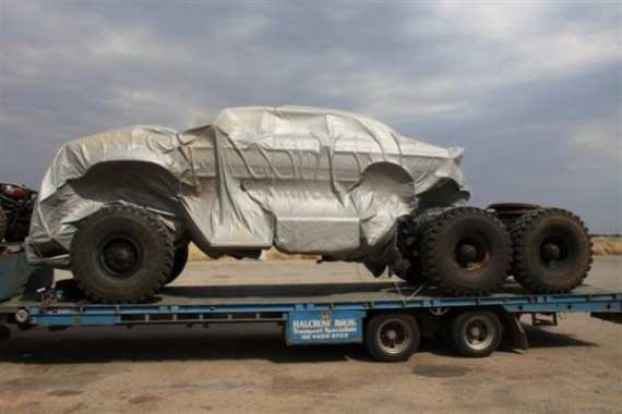 Mad Max Fury Road Cars 3