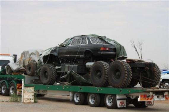 Mad Max Fury Road Cars 5