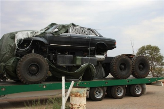 Mad Max Fury Road Cars 6