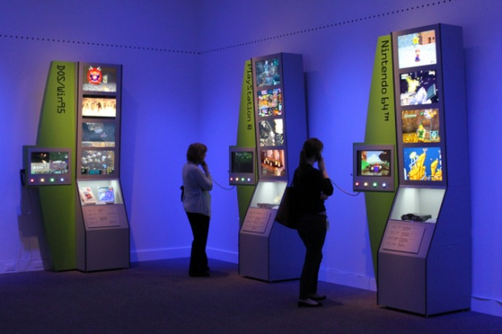 Smithsonian American Art Museum-games