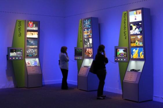 Smithsonian American Art Museum-games