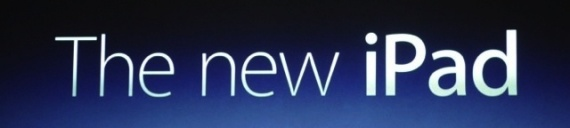 presentado el nuevo ipad