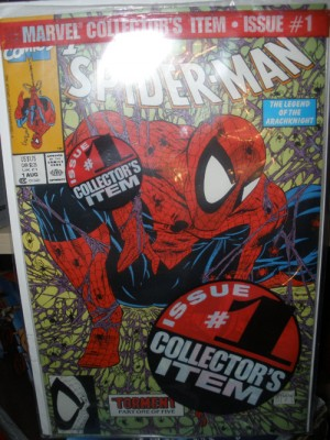 Spider-man issue 1