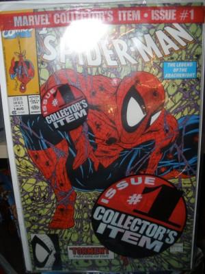 Spider-man issue 1
