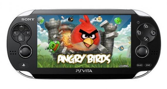 tendremos angry birds para ps vita