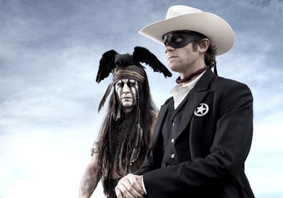Jphnny Depp y Armmie Hammer