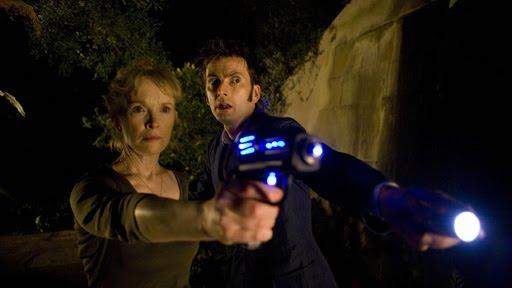 El Doctor y la Capitán Brooke