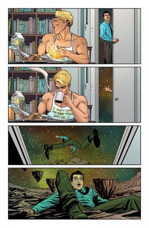 ff 17 spiderman jonny storm 2
