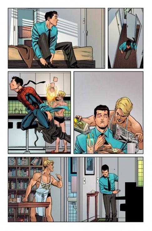 ff 17 spiderman jonny storm