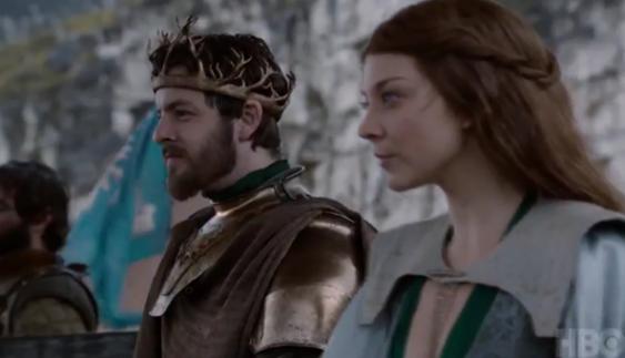 """nuevo avance de la segunda temporada de """"juego de tronos"""""""
