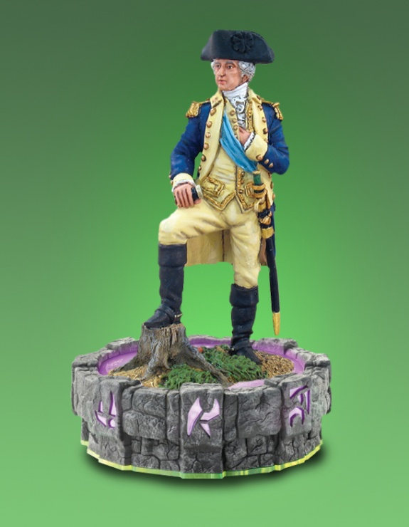 george washington skylanders