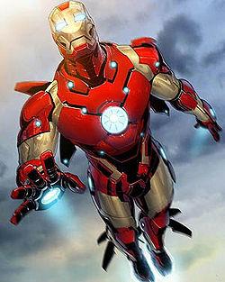 El chico de la semana: Iron Man