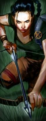 Los Juegos del Hambre Katniss