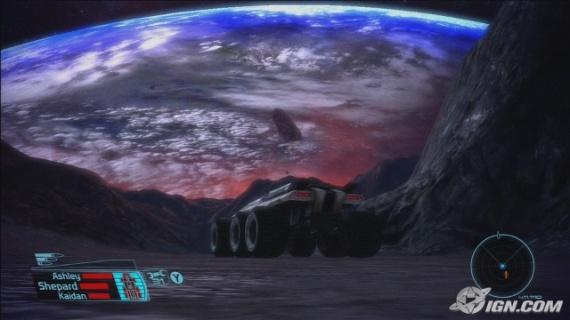 mass effect planeta