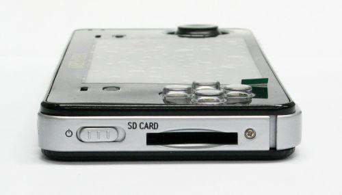 neo geo x portatil tarjeta sd