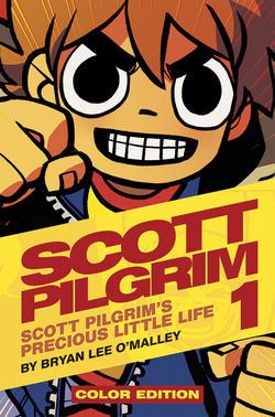 scott pilgrim color edition