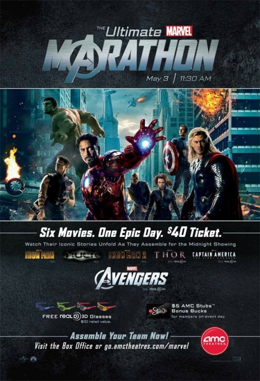 Marathon Avengers Ultimate