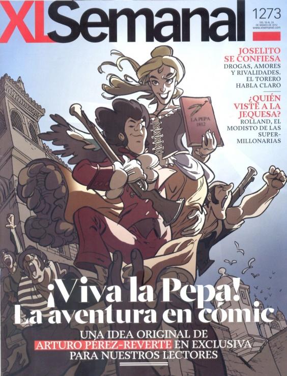 Comic de La Pepa