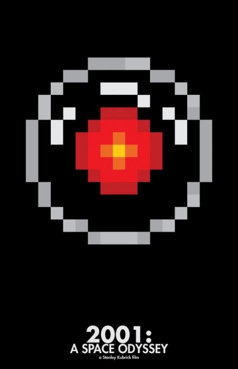 2001 odisea en el espacio 8 bits