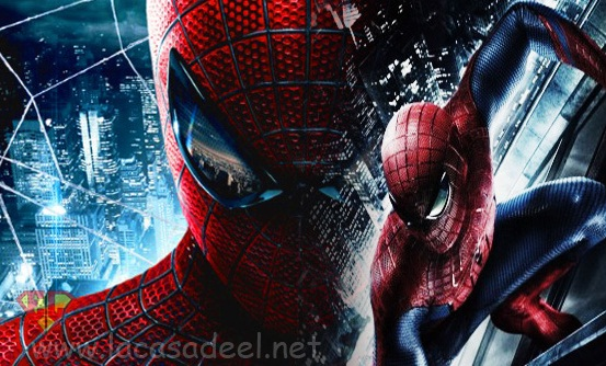 Amazing-Spiderman-LaCasadeEl