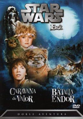 La-aventura-de-los Ewok-y-La-batalla-por-Endor