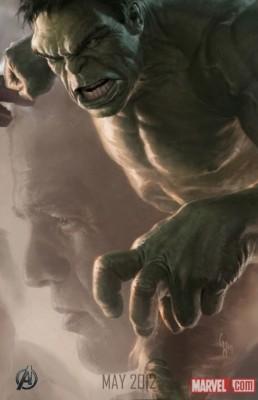 Poster Hulk Los Vengadores The Avengers
