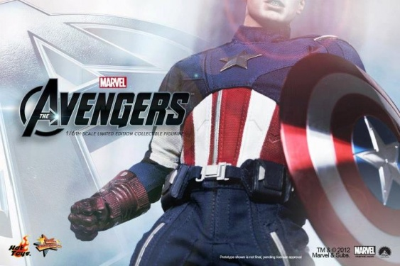 Capitán América Hot Toys
