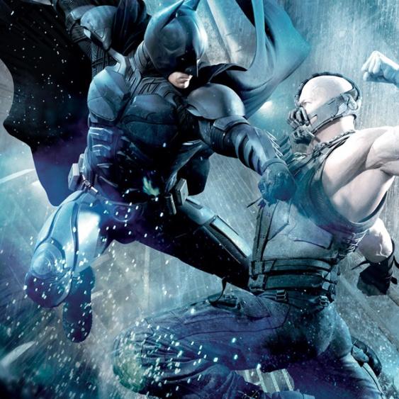 Promo Dark Knight Rises