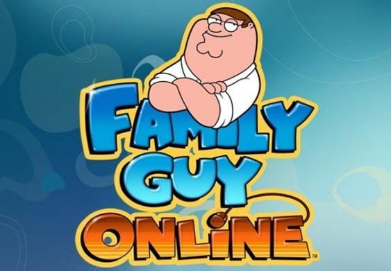 family guy online padre familia